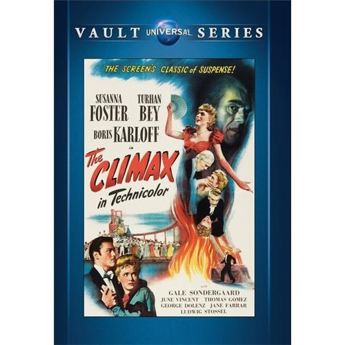 The Climax DVD-5 025192181030