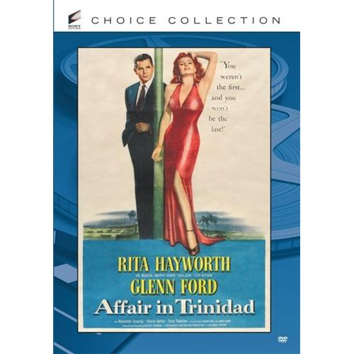 Affair in Trinidad DVD - Mystery and Suspense Movies and DVDs