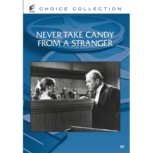 Never Take Candy From a Stranger DVD 43396435865