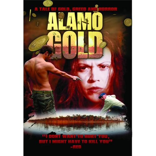 Alamo Gold DVD Movie 2008 - Mystery and Suspense Movies and DVDs