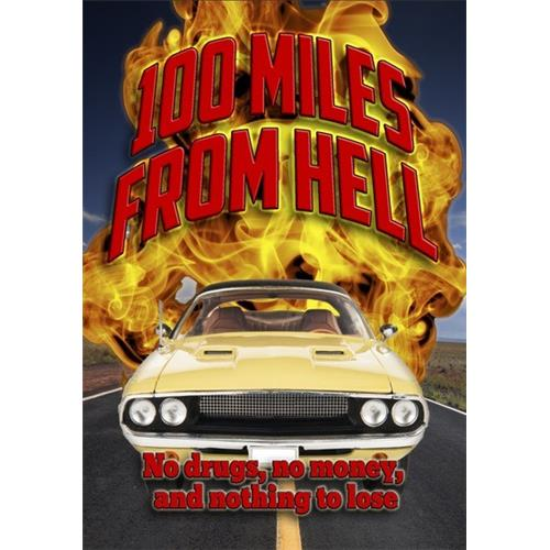 100 Miles from Hell DVD