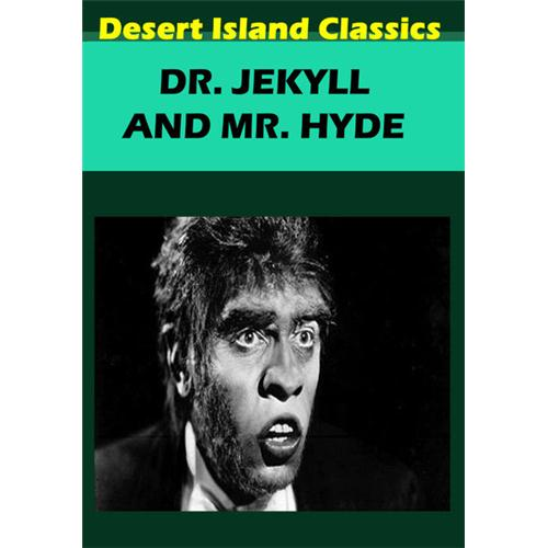 Dr. Jekyll And Mr. Hyde DVD Movie 1920 639767538244