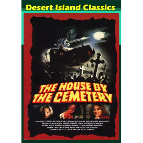 House By The Cemetery DVD Movie 1981 639767538404