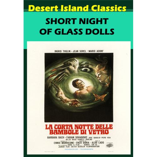 Click here for Short Night Of Glass Dolls DVD Movie 1971 prices