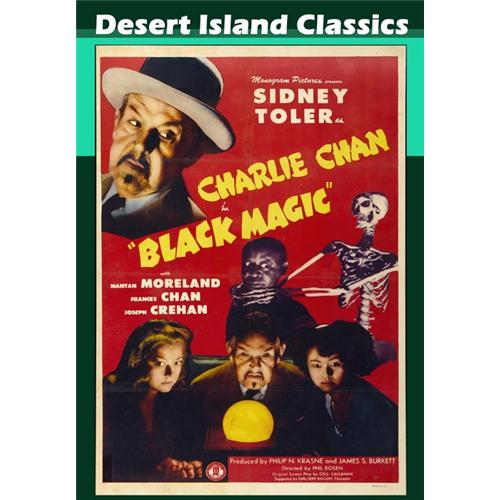 Black Magic DVD Movie 1944 - Mystery and Suspense Movies and DVDs