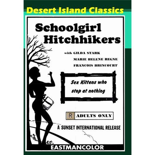 Schoolgirl Hitchhikers DVD Movie 1973 661799477635