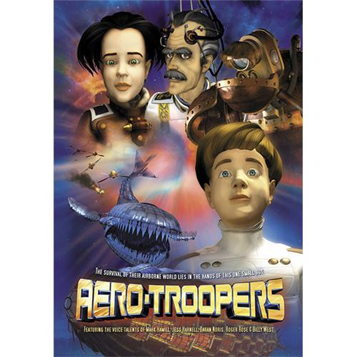 AEROTROOPERS DVD - Science Fiction Fantasy Movies and DVDs