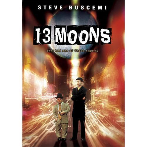 13 MOONS DVD