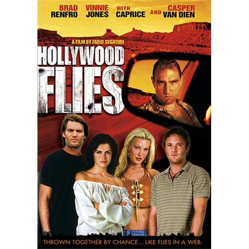 HOLLYWOOD FLIES DVD 723952077233