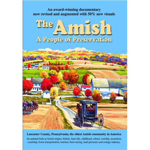 Amish: People Of Preservation DVD Movie 2003 - Documentary Movies and DVDs