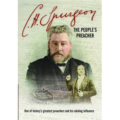 C.H. Spurgeon: The People's Preacher DVD Movie 2010 - Documentary Movies and DVDs