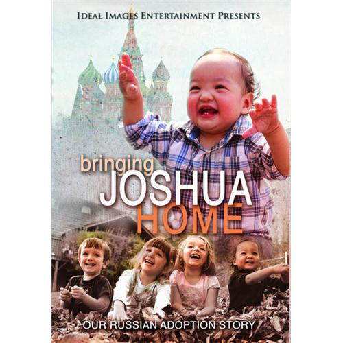 Bringing Joshua Home DVD Movie 2013 - Documentary Movies and DVDs