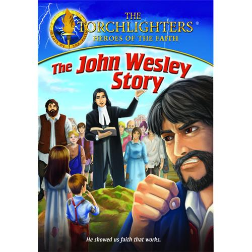 Torchlighters: The John Wesley Story DVD-5 727985015965