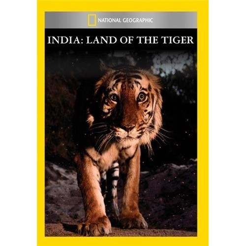 India: Land of the Tiger DVD-5 727994950233