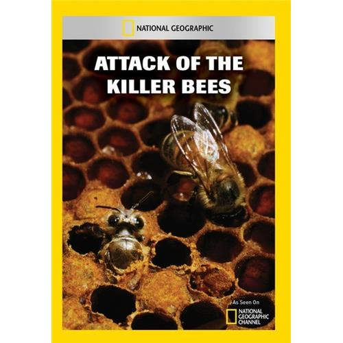 Attack Of The Killer Bees - Documentary Movies and DVDs