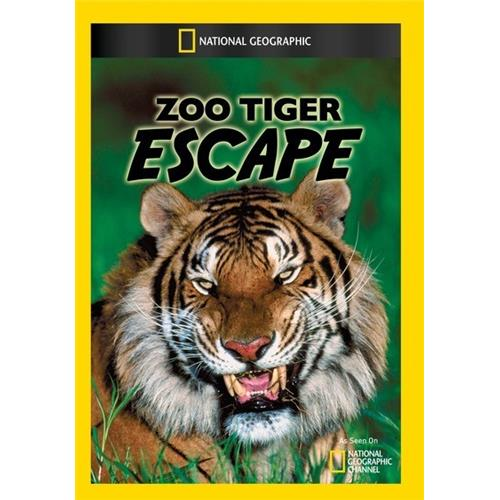 gifts and gadgets store - Zoo Tiger Escape - Documentary - Movies and DVDs