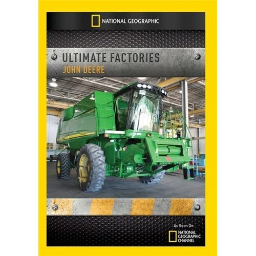 gifts and gadgets store - Ultimate Factories: John Deere - Documentary - Movies and DVDs