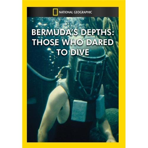 Bermuda's Depths: Those Who Dared To Dive - Documentary Movies and DVDs