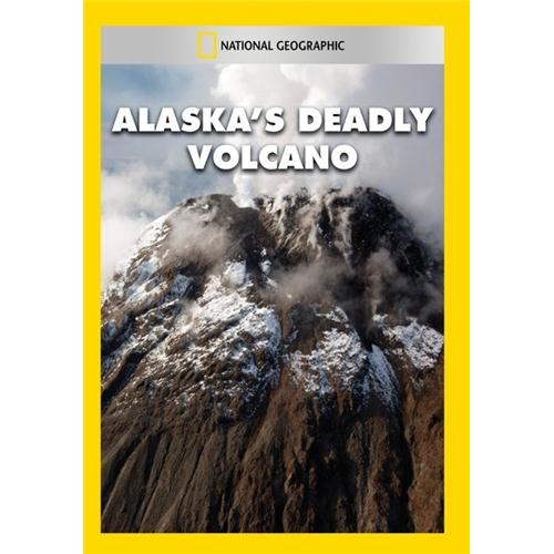 Alaska's Deadly Volcano DVD - Documentary Movies and DVDs