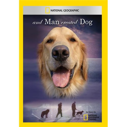 And Man Created Dog DVD Movie - Documentary Movies and DVDs