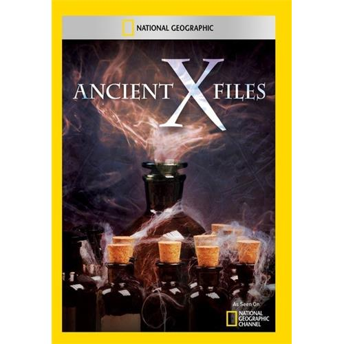 Ancient X-Files - Documentary Movies and DVDs