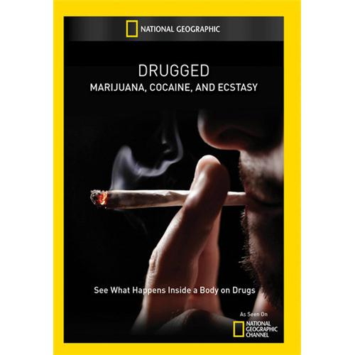 Drugged: Marijuana, Cocaine, And Ecstasy DVD Movie - Documentary Movies and DVDs
