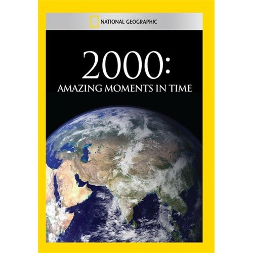 2000: Amazing Moments in Time DVD