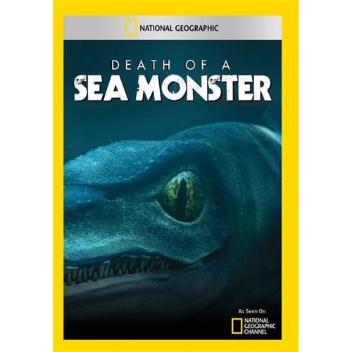 Death of a Sea Monster DVD - Documentary Movies and DVDs