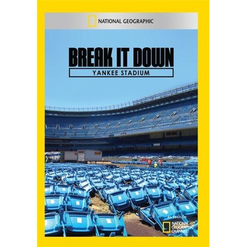 Break It Down: Yankee Stadium - Documentary Movies and DVDs
