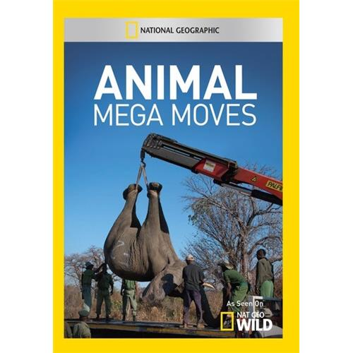 Animal Mega Moves (2 Discs) - Documentary Movies and DVDs