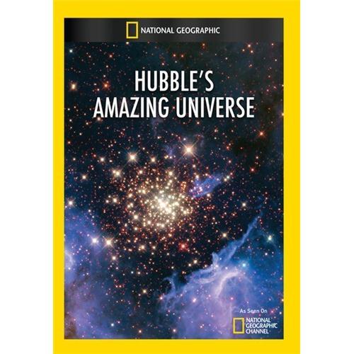 Hubbles Amazing Universe DVD Movie