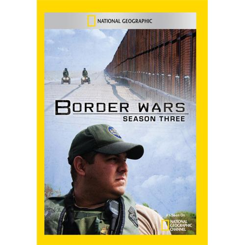 Border Wars Season 3 - (3 Discs) DVD Movie - Documentary Movies and DVDs