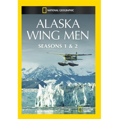 Alaska Wing Men Seasons 1 and 2 - (3 Discs) DVD - Documentary Movies and DVDs
