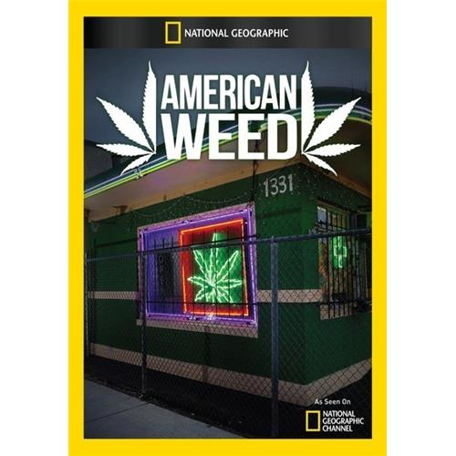 American Weed Season 1 - (2 Discs) - Documentary Movies and DVDs