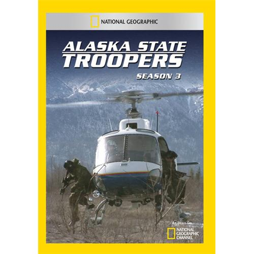 Alaska State Troopers Season 3 - (3 Discs) DVD Movie - Documentary Movies and DVDs