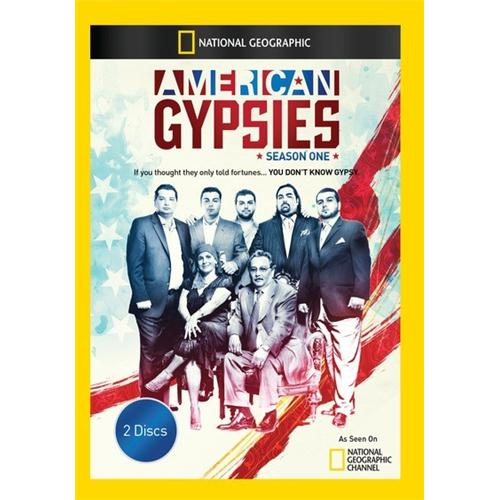 American Gypsies Season 1 - (2 Discs) DVD - Documentary Movies and DVDs