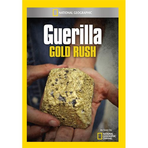 Guerilla Gold Rush DVD Movie - Documentary Movies and DVDs