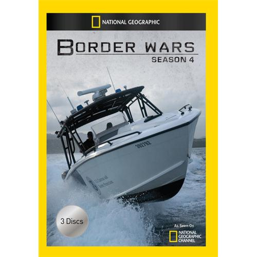 Border Wars Season 4 - (3 Discs) DVD Movie - Documentary Movies and DVDs