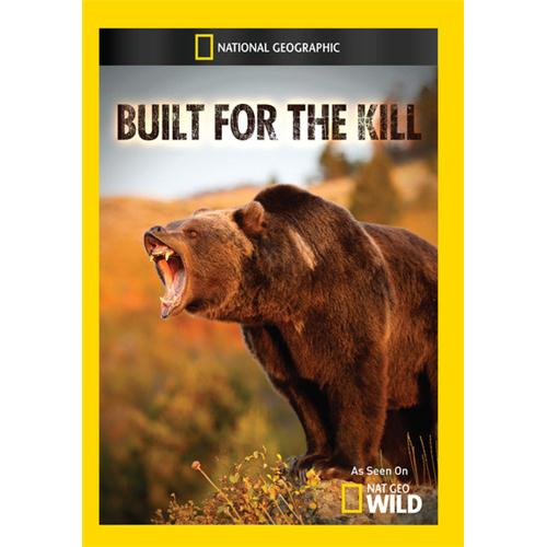 Built For The Kill DVD Movie - Documentary Movies and DVDs