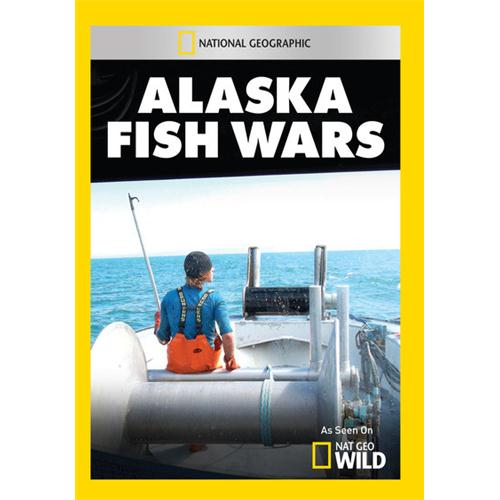 Alaska Fish Wars DVD Movie - Documentary Movies and DVDs