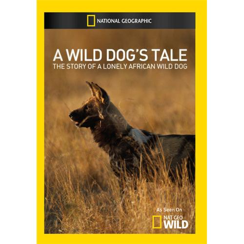 A Wild Dogs Tale DVD Movie - Documentary Movies and DVDs