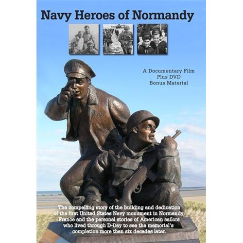 Navy Heroes Of Normandy DVD Movie 2008 7.36212E+11