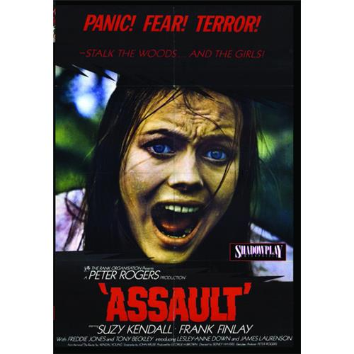 Assault DVD - Horror Movies and DVDs