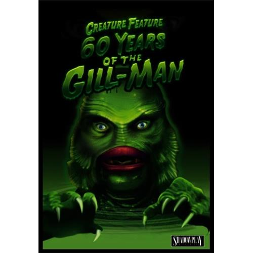 Creature Feature: 60 Years of the Gill-Man DVD-9 737088096419
