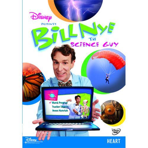 Bill Nye Heart DVD Movie 1997 786936796858