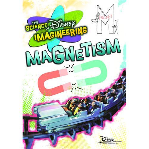 Disney Imagineering: Magnetism DVD Movie 2009 786936798692