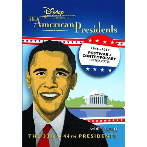 American Presidents: 1945-Present DVD Movie 2010 - Kids and Family Movies and DVDs