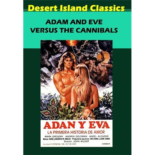 Adam And Eve Vs. The Cannibals DVD Movie 1983 - Drama Movies and DVDs