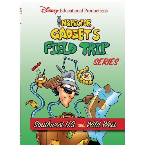 Inspector Gadgets Field Trip Series: Southwest U.S. & Wild DVD Movie 2007 818522011233