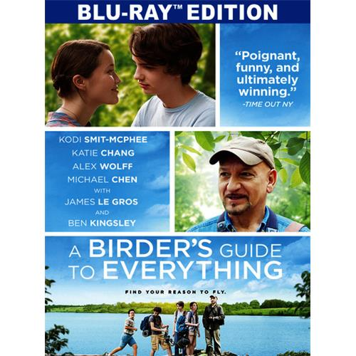 A Birder's Guide to Everything(BD) BD-25 818522012865